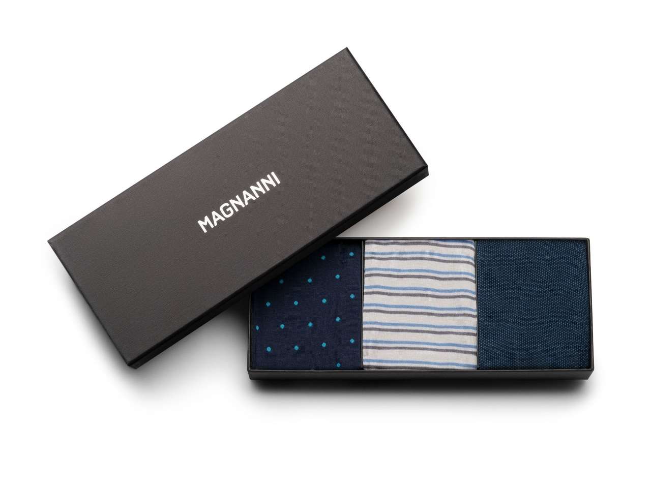 A view of the Executive Sock Box