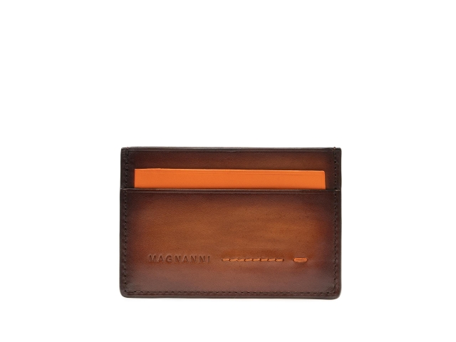 Outside of the Card Holder Wallet