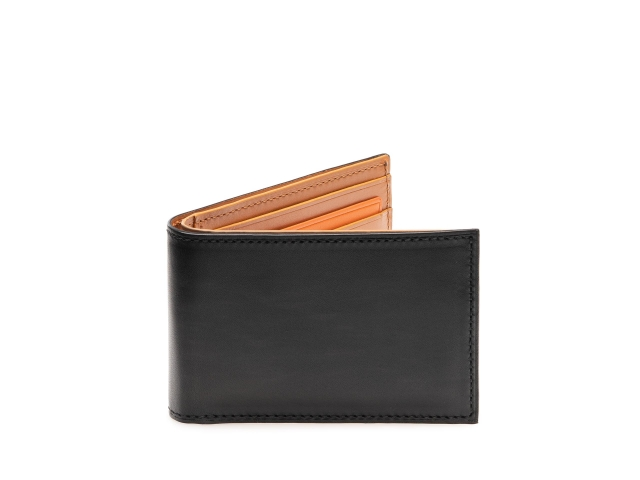 Outside of the Slim Fold Wallet