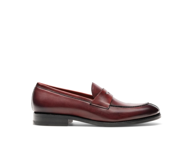 Side of the Rosia Burgundy