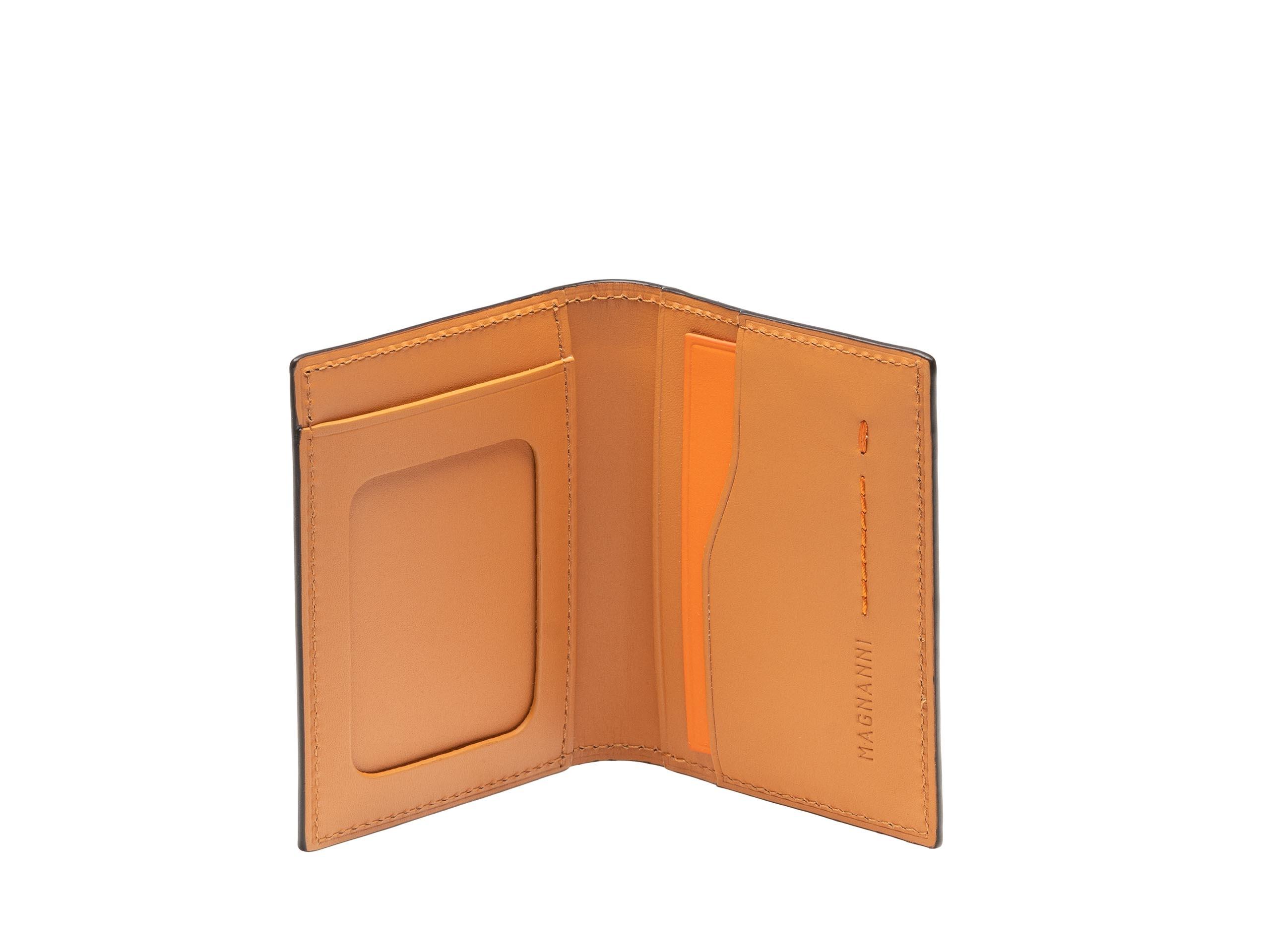 Inside of the Card Fold Wallet